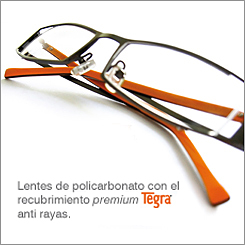 Tegra Outlook Progressive Lens